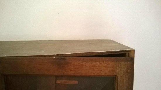 Manuel Antonio Estates: Only upper kitchen cabinet