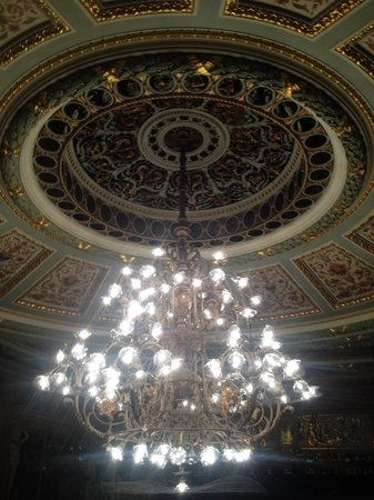 Latvian National Opera: Chandelier