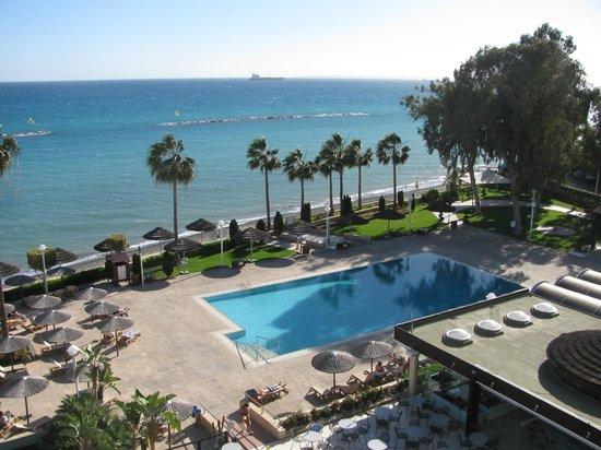 Atlantica Miramare Beach: Room View