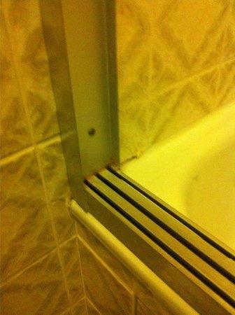 Nordsee Hotel: Dusche