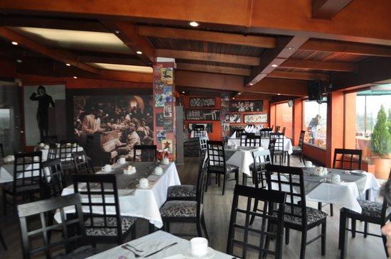 Hotel Charlotte: Restaurante