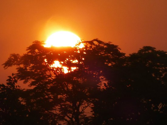 We Valley Boutique Hotel: Sun rise