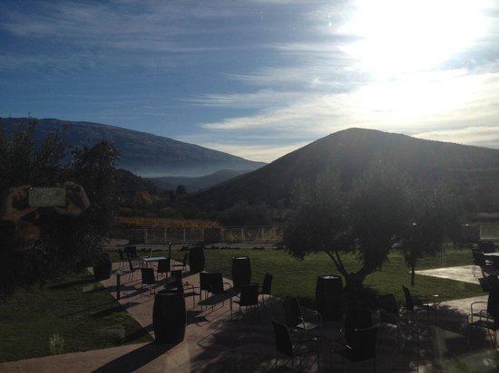 Hacienda Senorio de Nevada : Una de las vistas del hotel