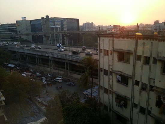 Residency Hotel Andheri: View from room 601