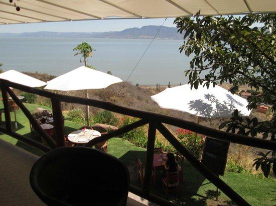La Vita Bella Hotel Holistico: Vista desde las habitaciones