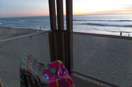 Beach Terrace Inn: Incredible Beach!