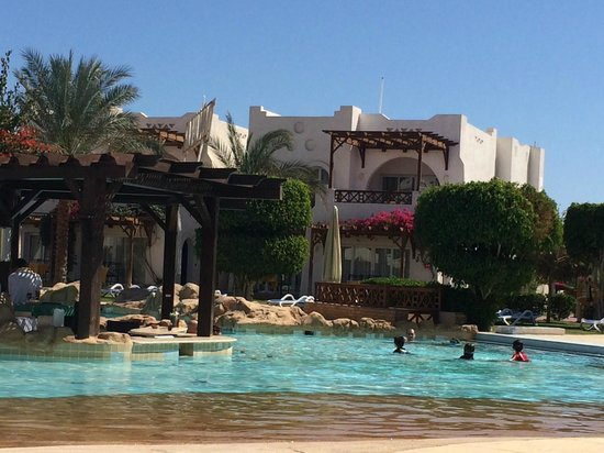Hilton Sharm Dreams Resort : Villa fronte piscina