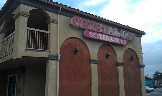 Crystal Inn Suites & Spas - LAX: Офис