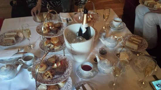 Afternoon tea @ The Marylebone Hotel #fantastic