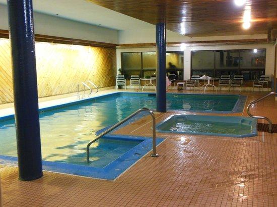 Comfort Inn Trolley Square: Pool