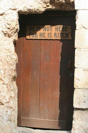 Calvaire de Gordon : The Tomb