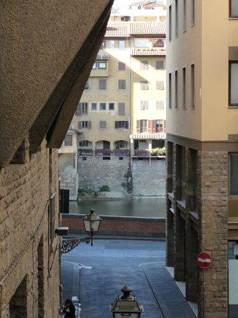 Residenza Castelli: Vista desde la habitacion