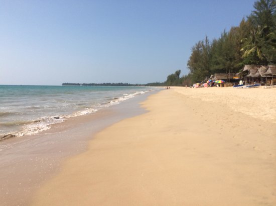 JW Marriott Khao Lak Resort & Spa: Fantastic breach