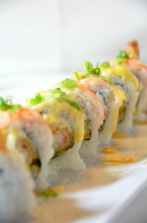 Imperial Dynasty Chinese and Japanese Cuisine: Bonita Roll