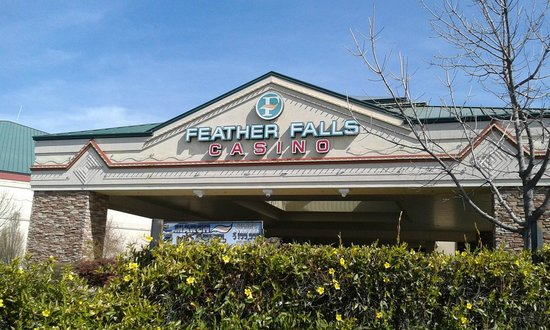 The Lodge at Feather Falls Casino : Casino