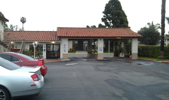 Days Inn Camarillo - Ventura: Офис