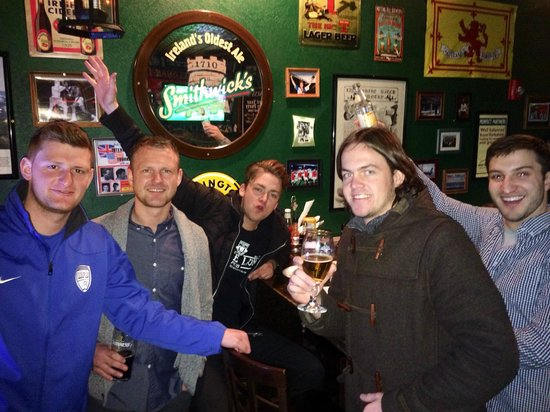 Three Lions Pub: The Lads