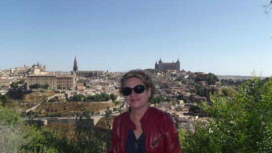 Ayuntamiento de Toledo: Vista geral de Toledo