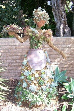 San Diego Botanic Garden: Fun Form