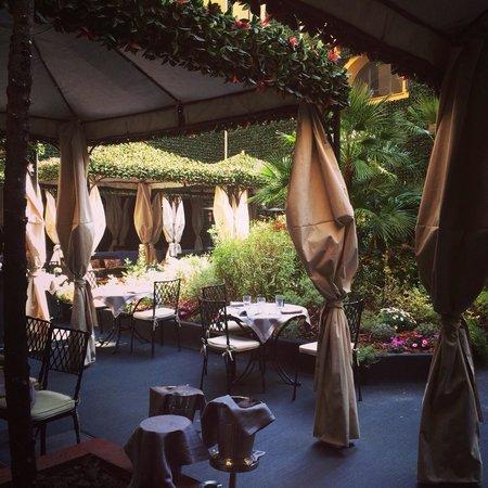 Residenza di Ripetta: Garden