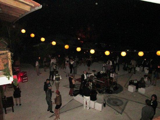 La Vita Bella Hotel Holistico: Fiesta de los 20