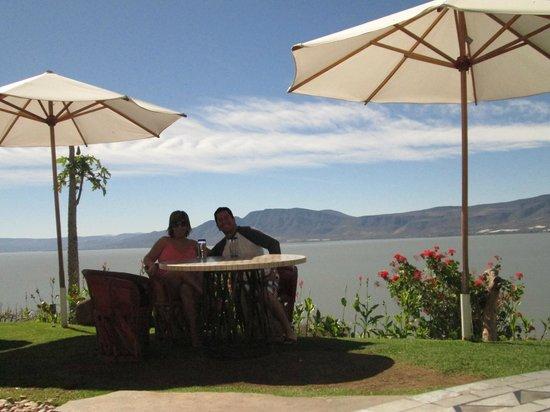 La Vita Bella Hotel Holistico: Desde el Resto
