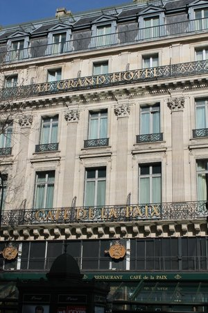 InterContinental Paris Le Grand: External photo of hotel