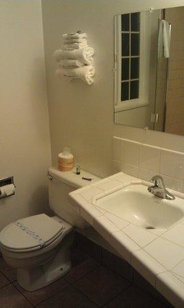 Town House Motel : Ванная