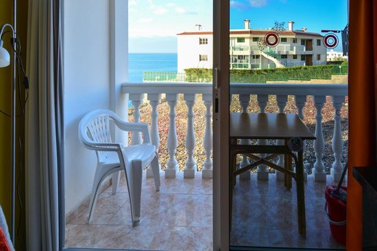 Apartamentos Flipper: Single seater balcony