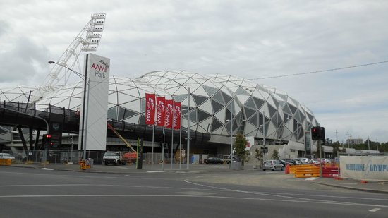 Melbourne & Olympic Parks: AAMI
