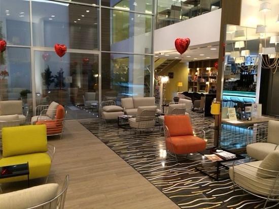 Hotel Valentina : hall