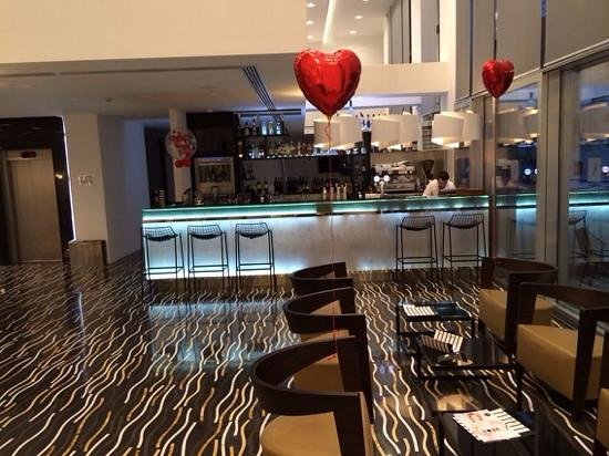 Hotel Valentina : il bar