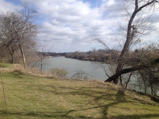 Tres Rios Park: The Beautiful Brazos River.