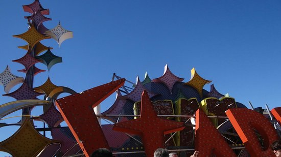 The Neon Museum: another of the Stardust