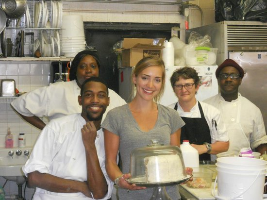 Dixie Supply Bakery & Cafe: Wonderful Staff