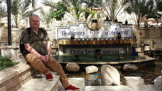 Bein Harim Tourism Services - Day Tours: Chilling Out In Jericho
