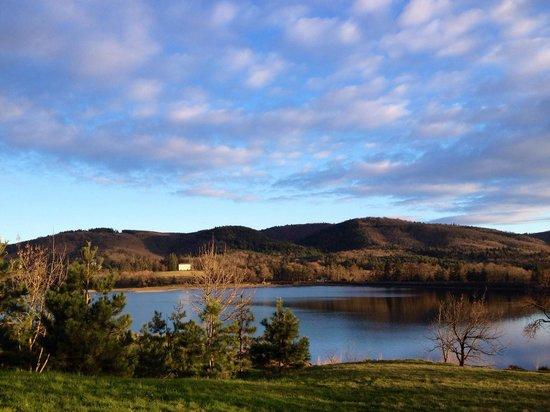 Lac de saint ferreol