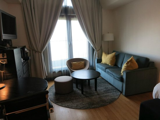 Hilton Stockholm Slussen: Room 8031