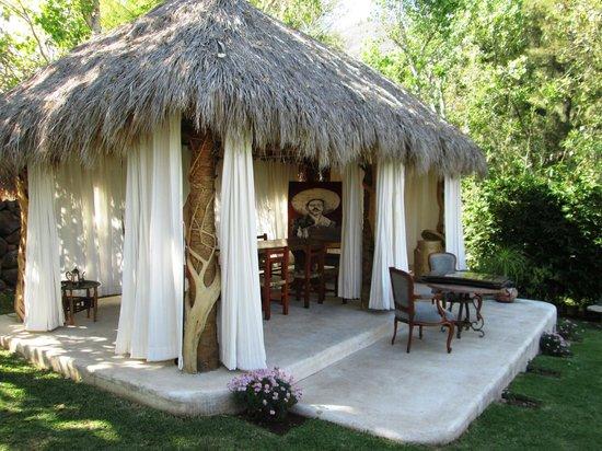 La Vita Bella Hotel Holistico: Zona de descanso