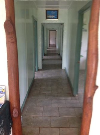 Amuri Guesthouse : Hallway