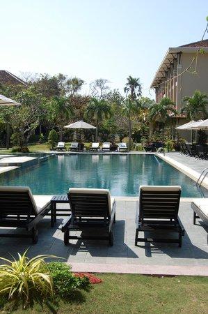 Hoi An Historic Hotel: Pool!