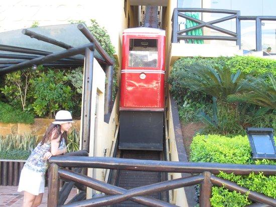 Rio Buzios Beach Hotel : ascensor