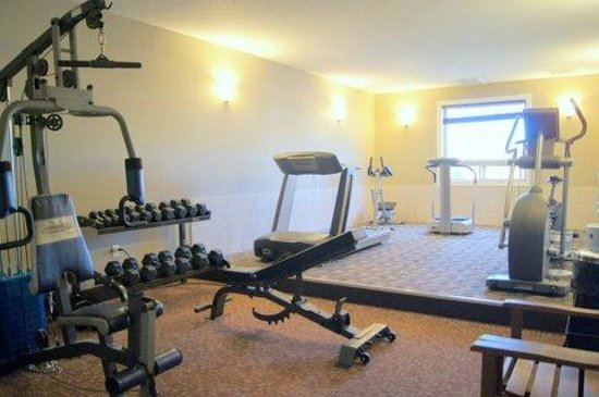 Devonian Hotel and Suites : FITNESS CENTER