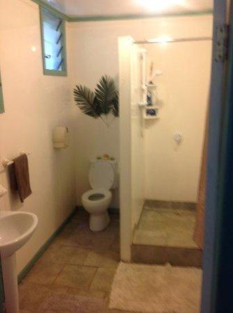 Amuri Guesthouse : Mens bathroom