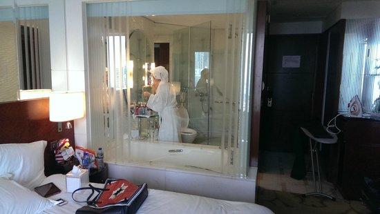 Cordis, Hong Kong: Bathroom