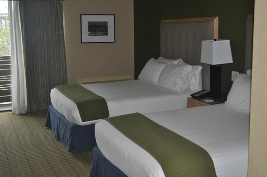 Holiday Inn Express Mill Valley San Francisco Area : Very comfortable beds