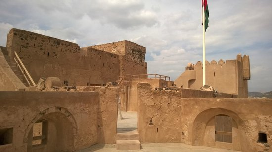 Fort de Jabrin : Jabrin Fort