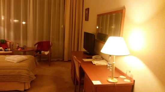 Arthurs Village & Spa Hotel: Room in the main building