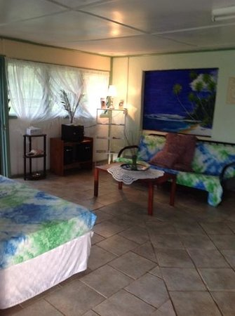 Amuri Guesthouse : Lounge/Media room