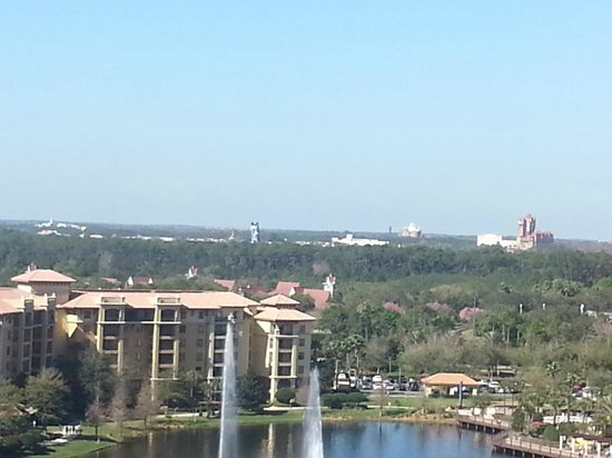 Wyndham Bonnet Creek Resort: That is Disney World on the horizon!!